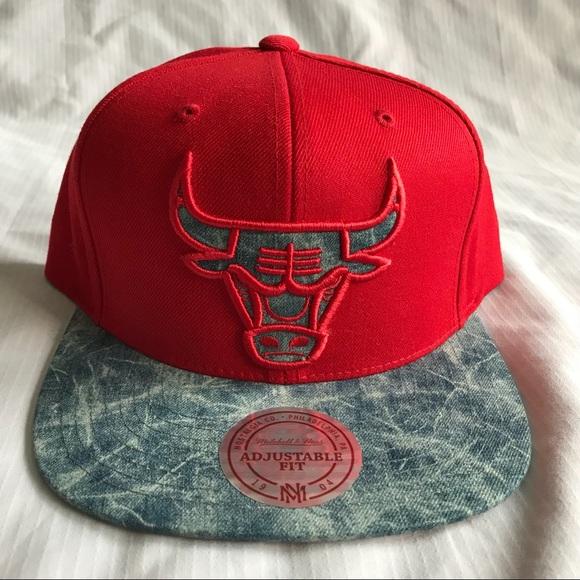 Chicago Bulls M   N All Color Acid Wash Snapback 12efe21f43a7